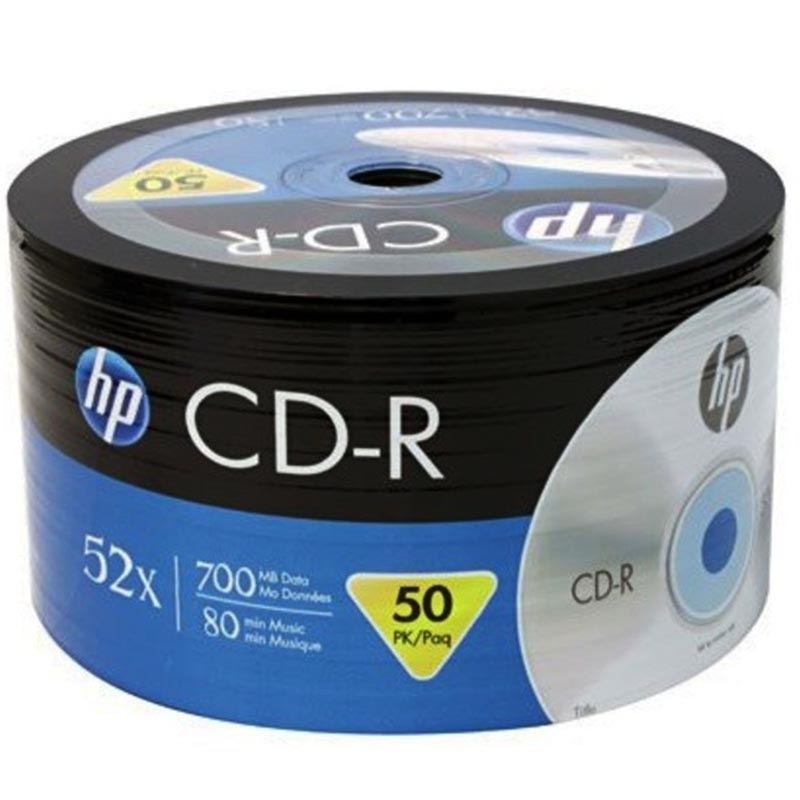 DISK CD-R 80 HP 700MB 80 MIN DISK CD-R 80 HP 700MB 70 MIN Цената е за 1 бр.