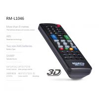 RC SHARP RM-L1046 TV/ LCD LED/3D RC RM-L1046 LCD/LED/HDTV SHARP RC LCD SHARP LED/HDTV 3D