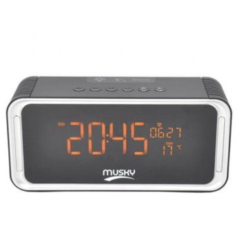 HOME SP CLOCK DY-33 BLUETOOTH/USB М�Н� КОЛОНКА /DY-33/