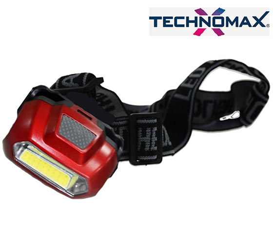 FENER LED TECHNOMAX TM-8002 Фенер LED TM-8002