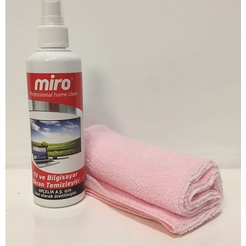 CLEANER KIT TV/PC MIRO PROFESSIONAL HOME CLEANER KIT TV/PC MIRO PROFESSIONAL HOME