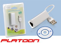 CONVERTOR USB/LAN CABLE PL-5665 CONVECTOR USB/LAN CABLE PL-5665