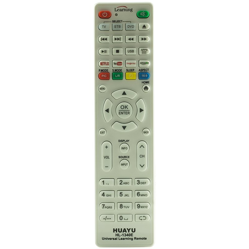 RC HL-1340E OBUCHAEMO SMART TV-LCD/STB/DVD RC HL-1340 OBUCHAEMO TV-LCD/STB/DVD