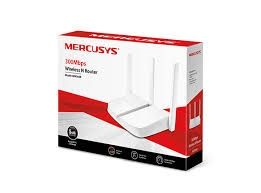 RUTER MERCUSYS MW305R РУТЕР MERCUSYS MW305R 300Mbps Wireless N Router