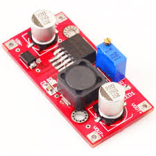 ZAHR ADJ 1.23V-37V 3A LM2596S  4-58KHZ ZAHR. 1.23V-37V ADJ LM2596S PCB 3A  adjustable step-down  LM2596S