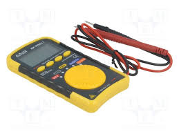 MULTIMER AX-MS811 MULTIMER AX-MS811 LCD 3,75 digit (4000); 0.1-99%; ~50h